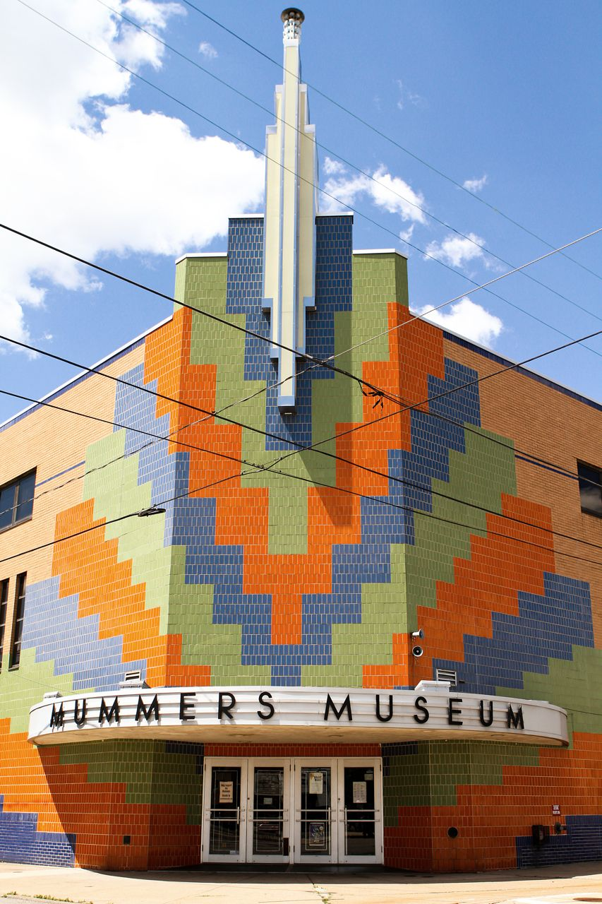 mummers-museum