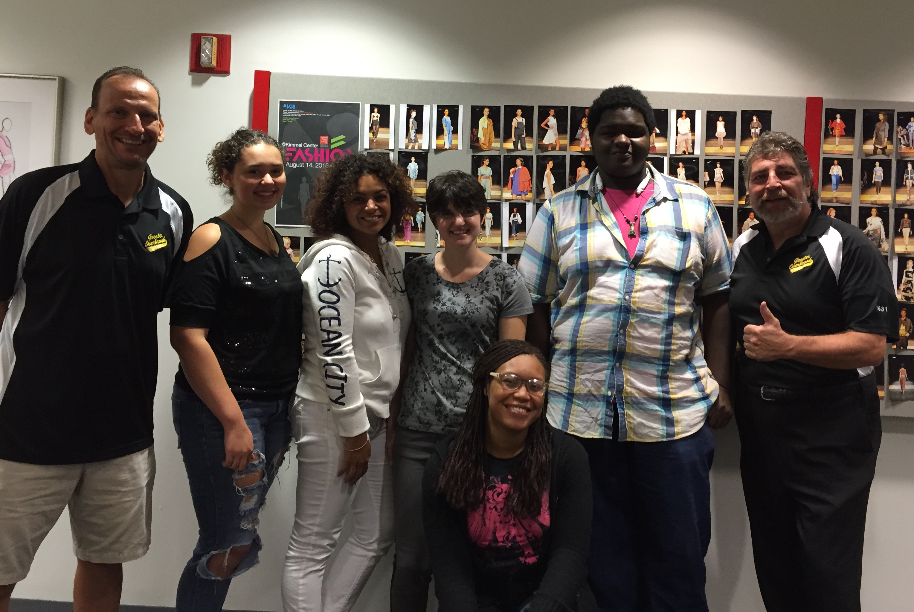 Greater Overbrook Partners with Art Institute of Philadelphia